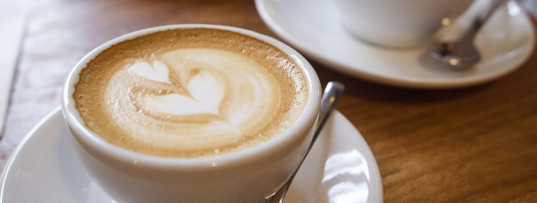 Genießen Sie unsere Kaffeespezialitäten