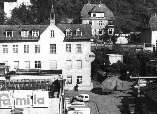 1968 - Der erste Wohnbedarf Waldshut
