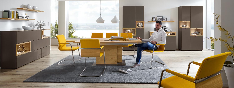Stühle Schwing Esszimmerstühle Im Möbelmarkt Dogern Der