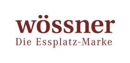 Wössner - Die Essplatz-Marke