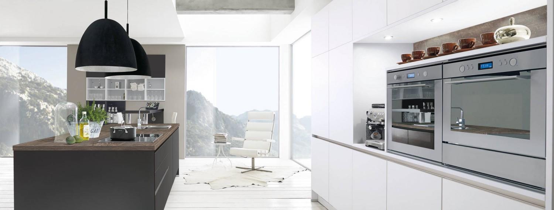 Alno Küchen Weiß