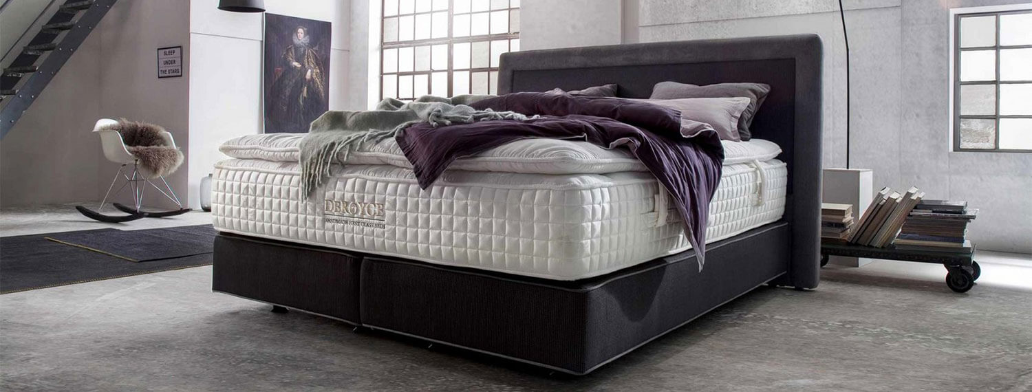 boxspringbett 140x200 g nstig kaufen im m belmarkt dogern. Black Bedroom Furniture Sets. Home Design Ideas