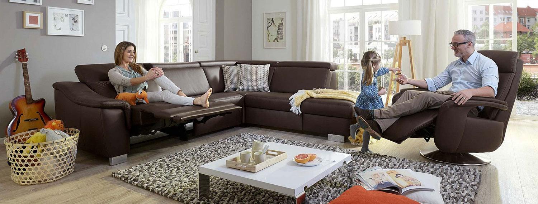 ecksofas sofas in l form kaufen im m belmarkt dogern. Black Bedroom Furniture Sets. Home Design Ideas