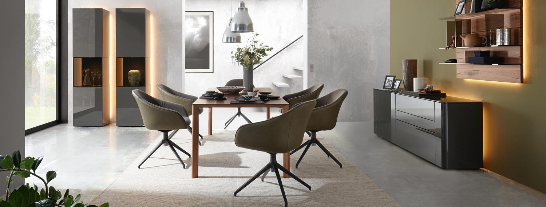 esszimmer speisezimmer kaufen im m belmarkt dogern. Black Bedroom Furniture Sets. Home Design Ideas
