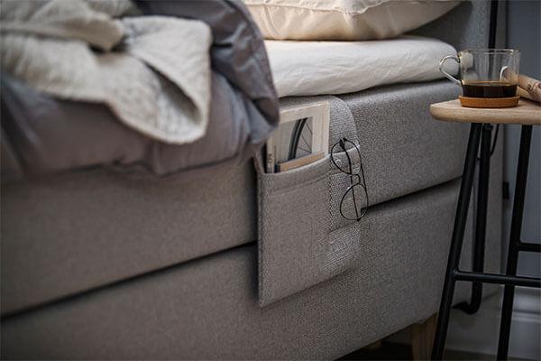 Schlafzimmer grau Jensen