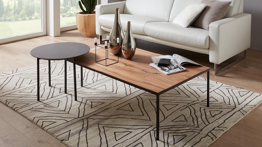 Kleines Wohnzimmer, große Wirkung – 9 Tipps | Möbelmarkt Dogern ...
