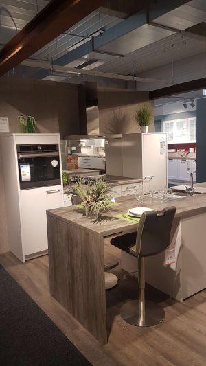 Küche grau Culineo