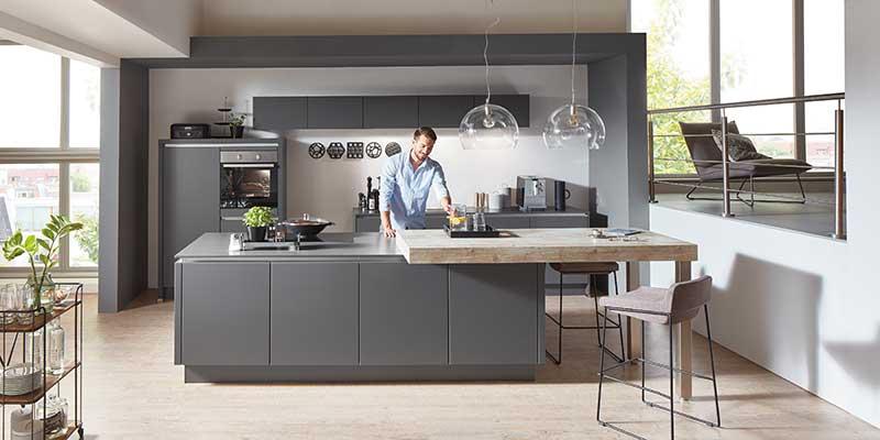 Nobilia Küchen & Einbauküchen in der Wohnwelt Rheinfelden