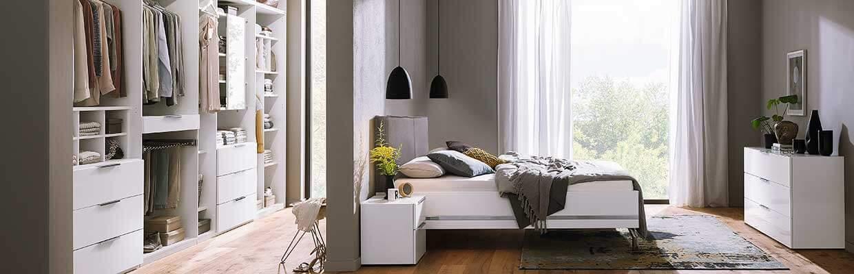 Schlafzimmer weiss Nolte