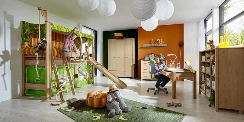 Kinderzimmer holz Paidi