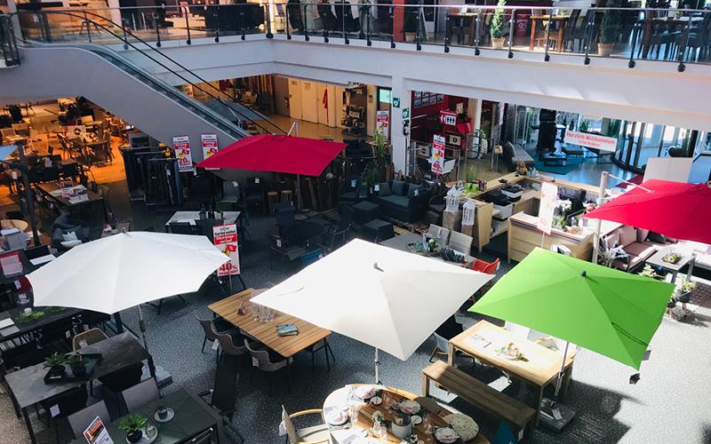 Möbelmarkt Ausstellung
