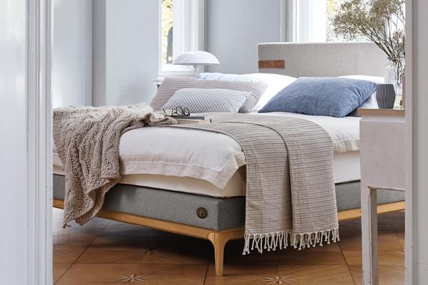 Schlafzimmer grau Birkenstock