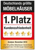 Platz 1 Deitschlands größte Möbelhäuser