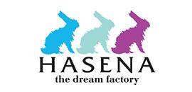 Logo Hasena Betten Schweiz