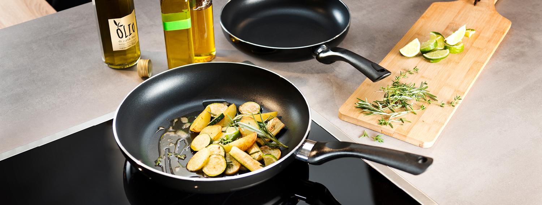 Pfanne kochen Küche