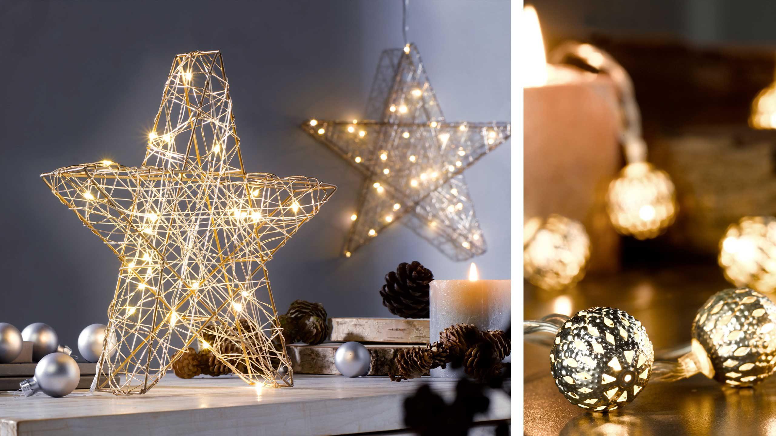 Deko Weihnachten Stern